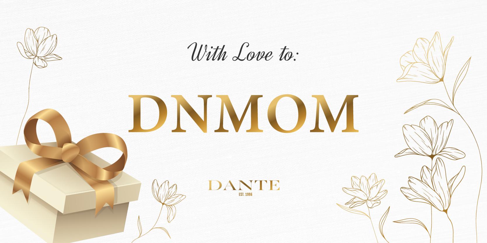 Calzado Dante - Giftcard Navidad