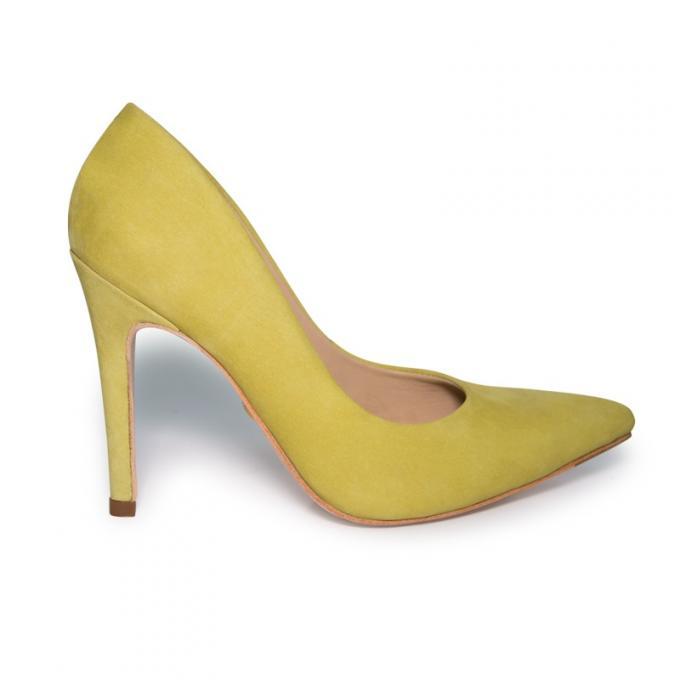 Dinah Baby yellow