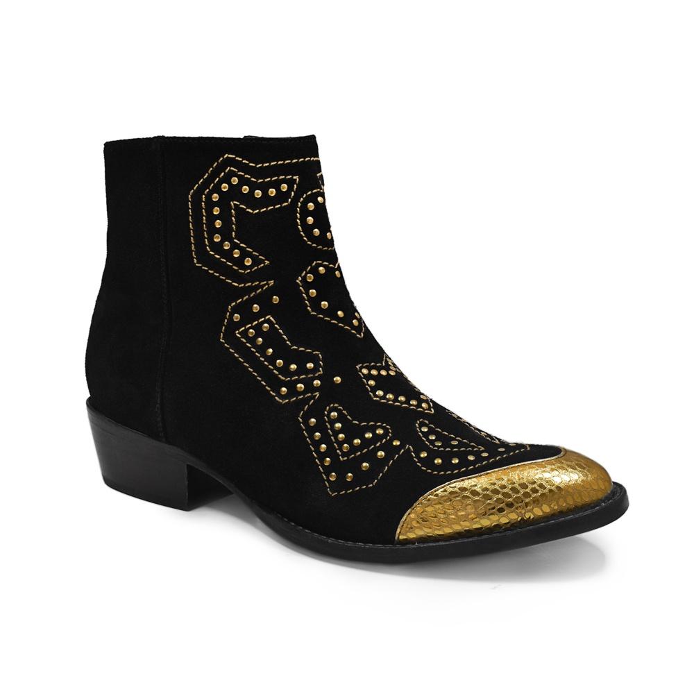 Dante - HEIDI - BLACK/GOLD