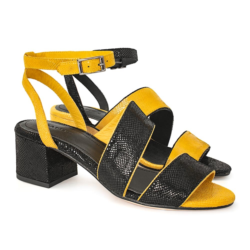 Dante - Transparency - YELLOW/BLACK