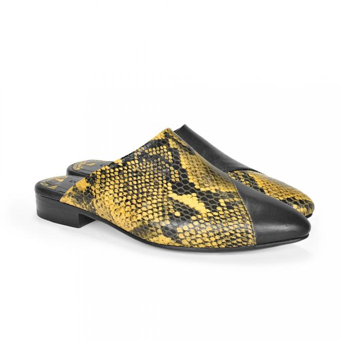 Zuzu Yellow/black