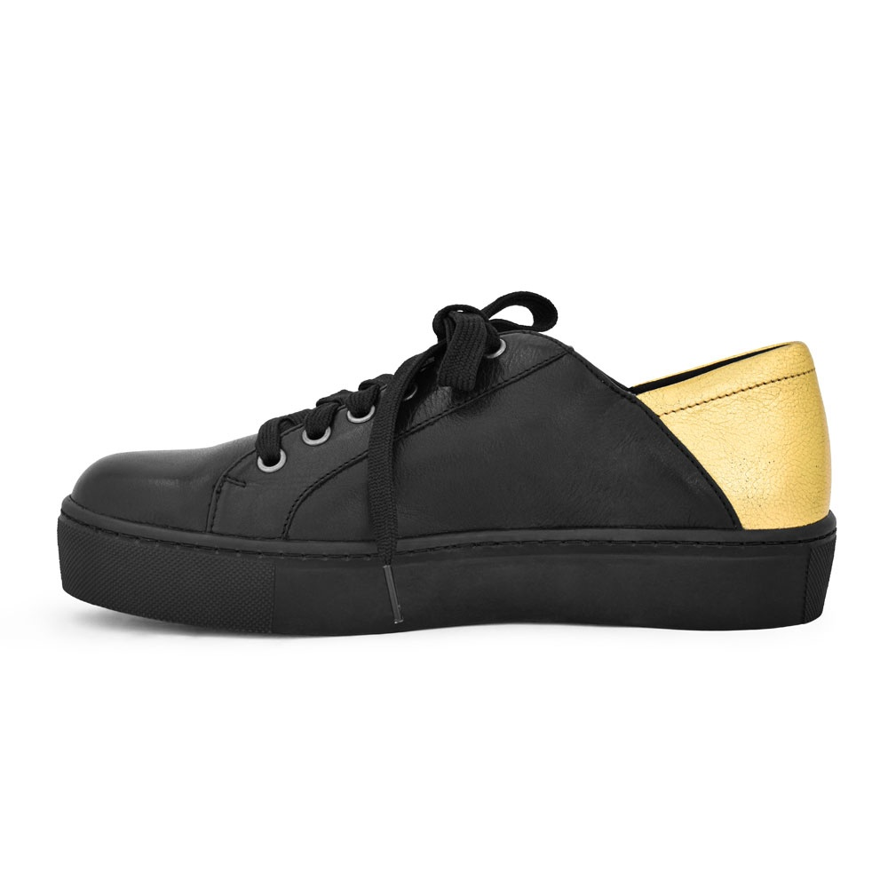 Noella Black/gold