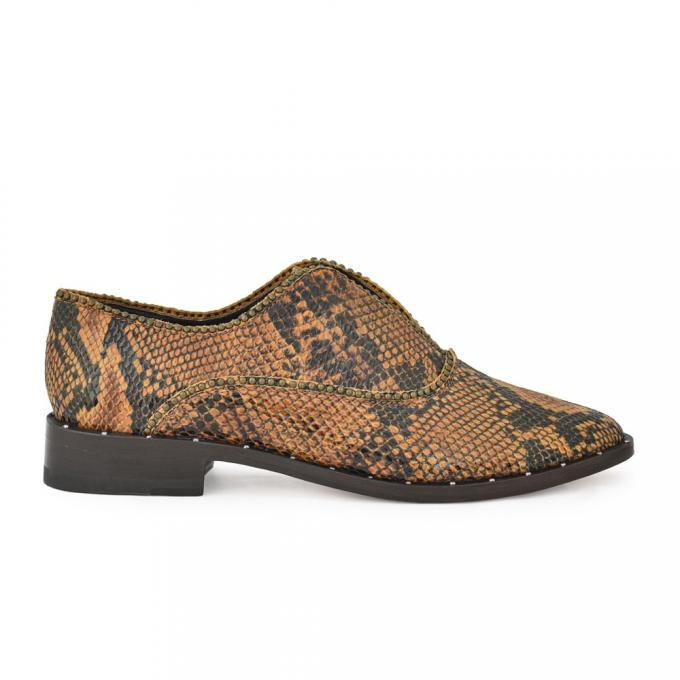 Zayle Cognac snake