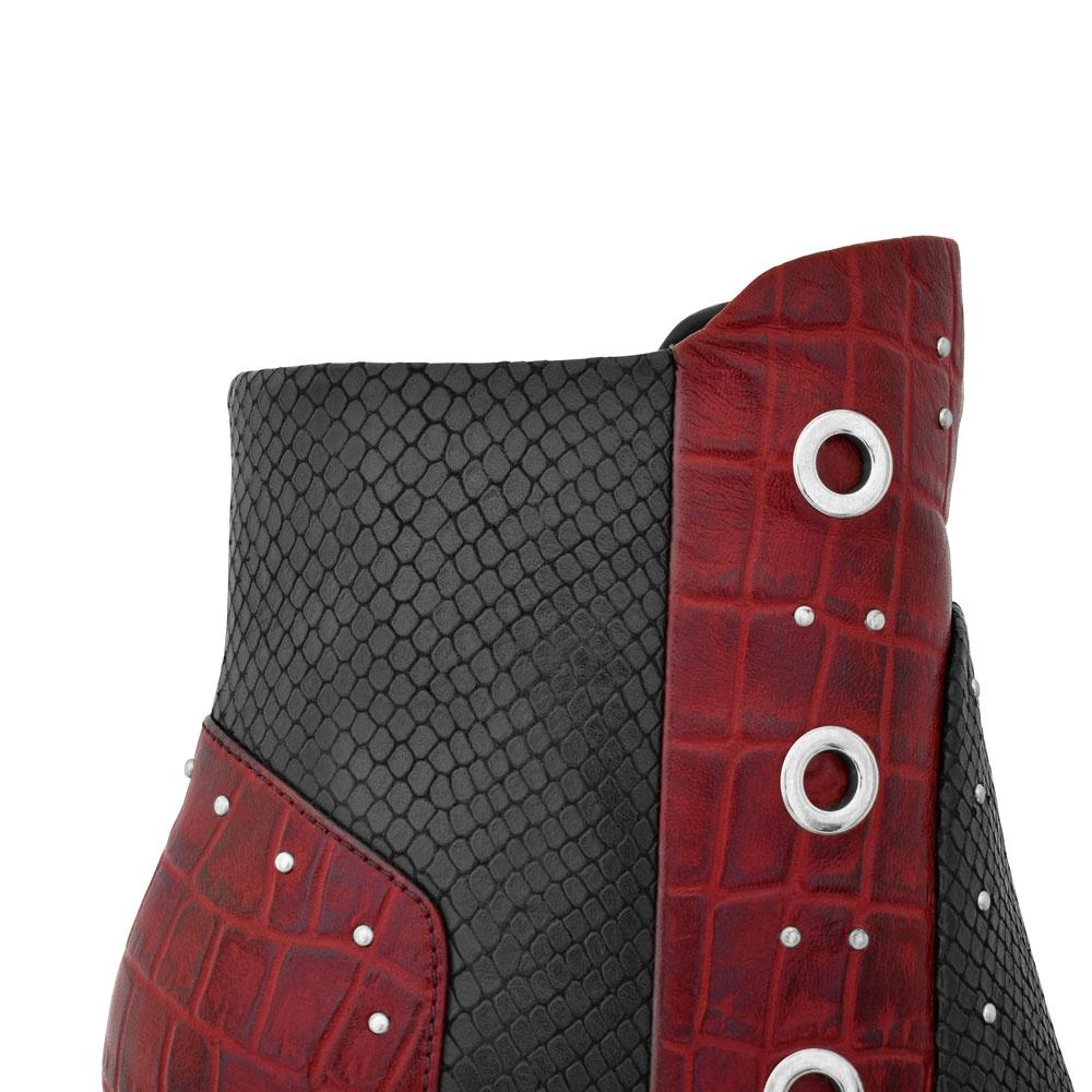 AIDEN BLACK/RED